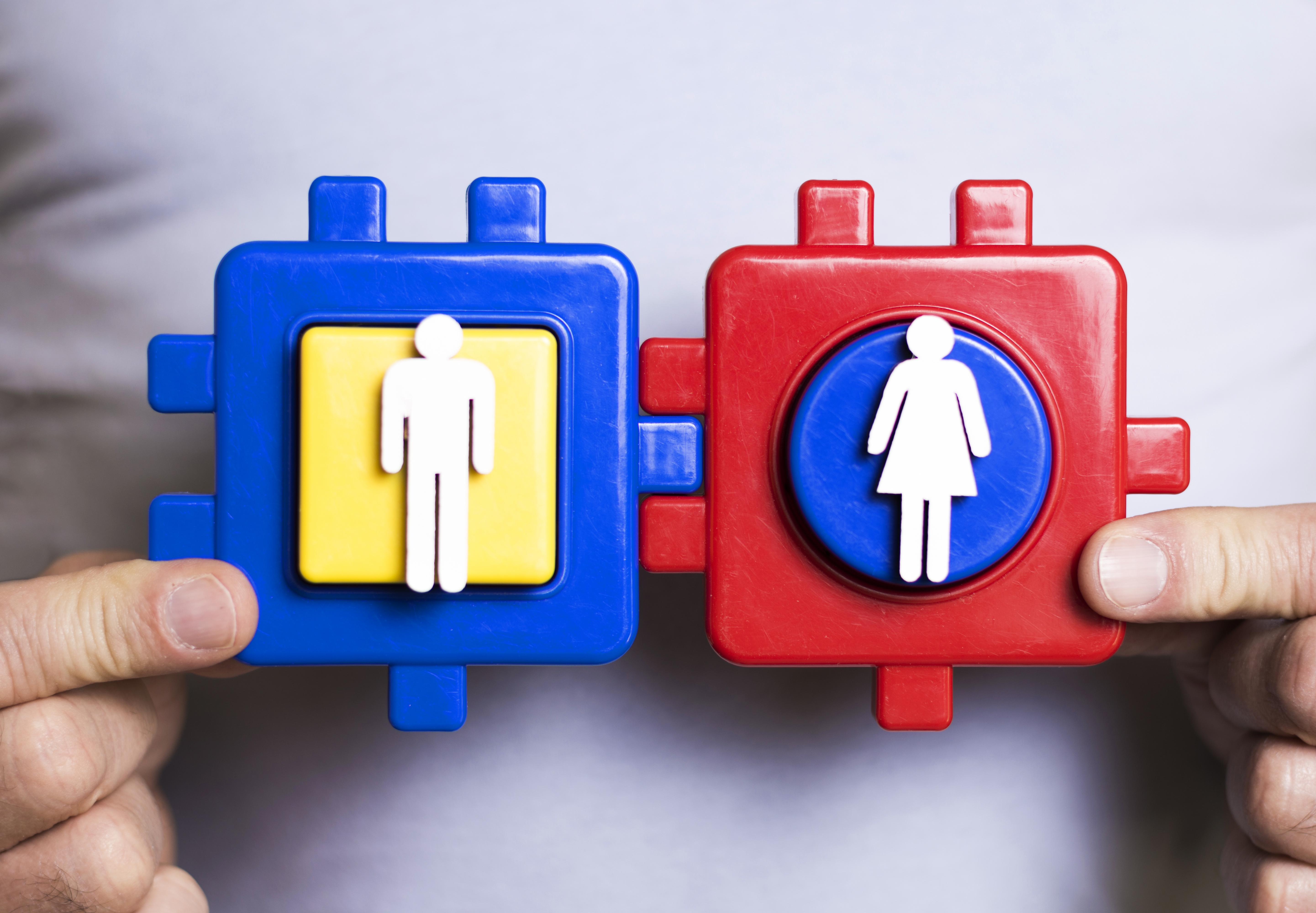 Imagen alternativa Igualdad genero